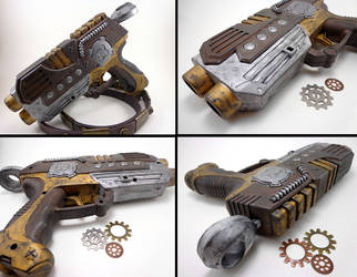 Augmented Pulse Blaster by lavadragon