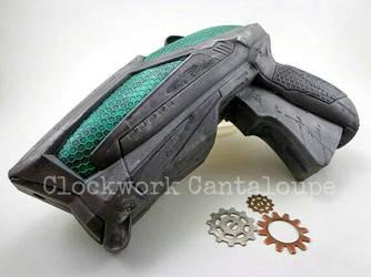 Enhanced Plasma Gun by lavadragon