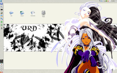 My new widescreen desktop by kirys79
