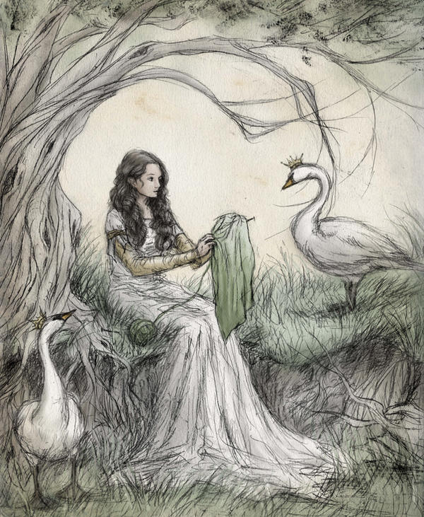 The Wild Swans/The Six Swans Retellings