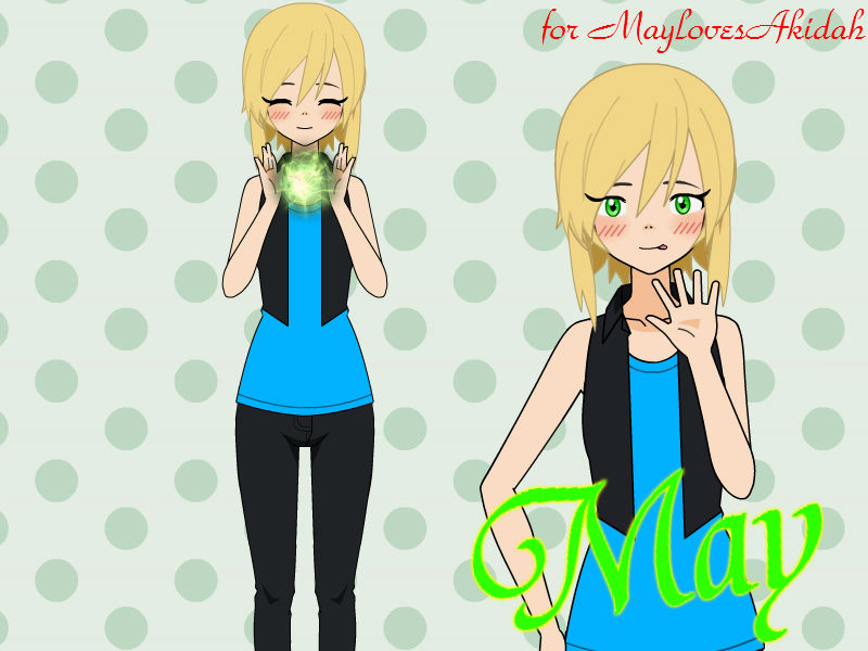 Child May-OC MaylovesAkidah in May