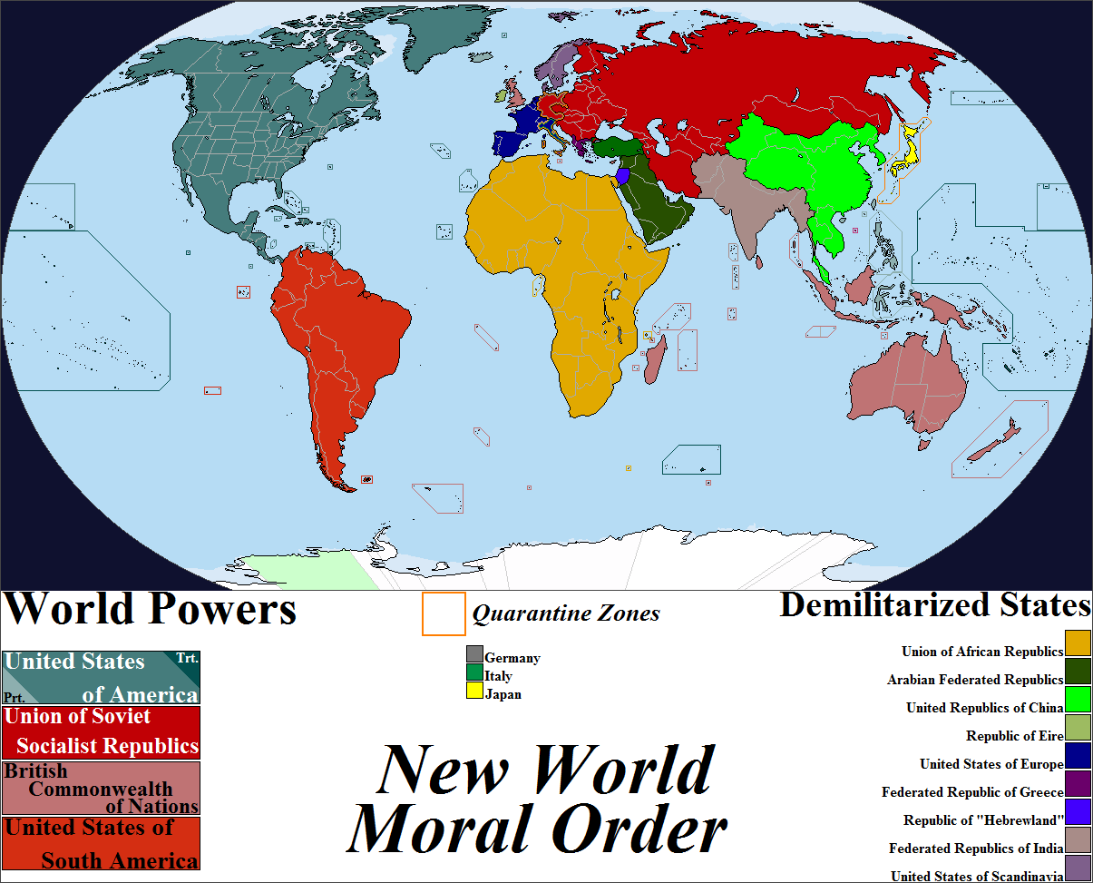 New World Moral Order Map by Iori Komei on DeviantArt