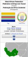 West African Federation Infobox