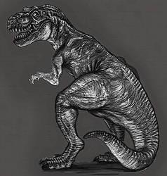 T-Rex I by 3Lix13