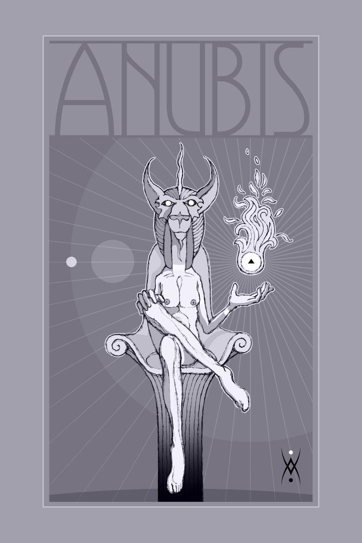 ANUBIS by spiresvortex