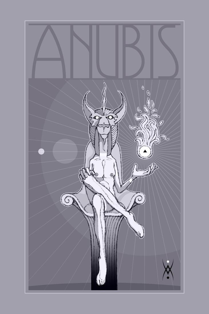 ANUBIS by spiresvortex