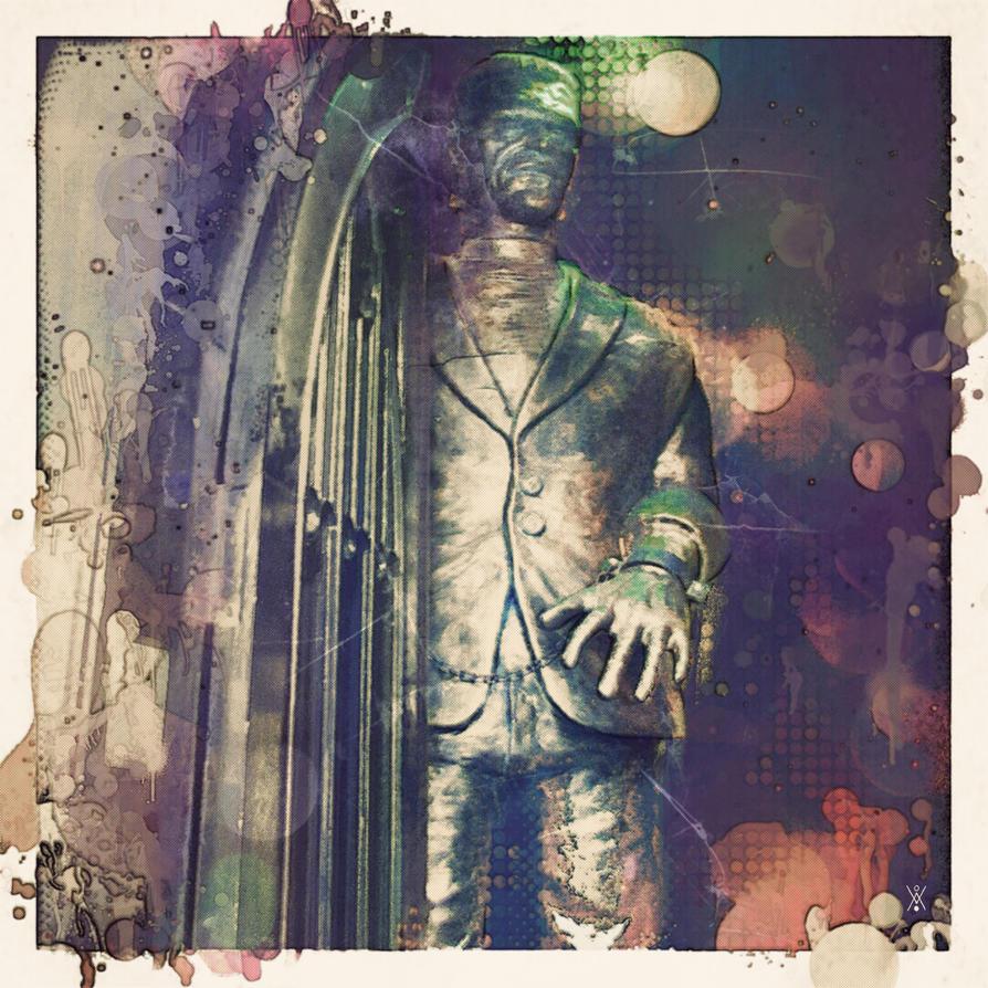 Frankenstein in Edinburgh by spiresvortex