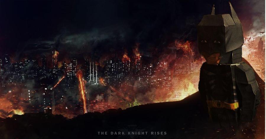 The Fire Rises by sjoepap