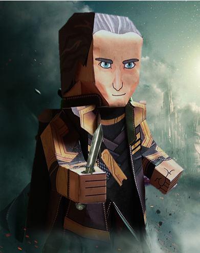 Loki by sjoepap