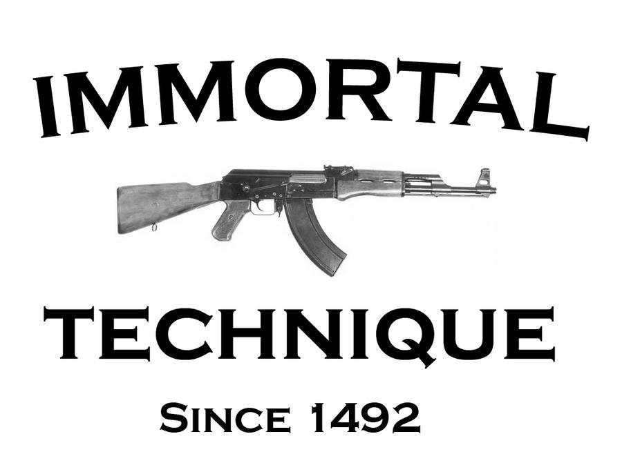 Immortal Technique Logo