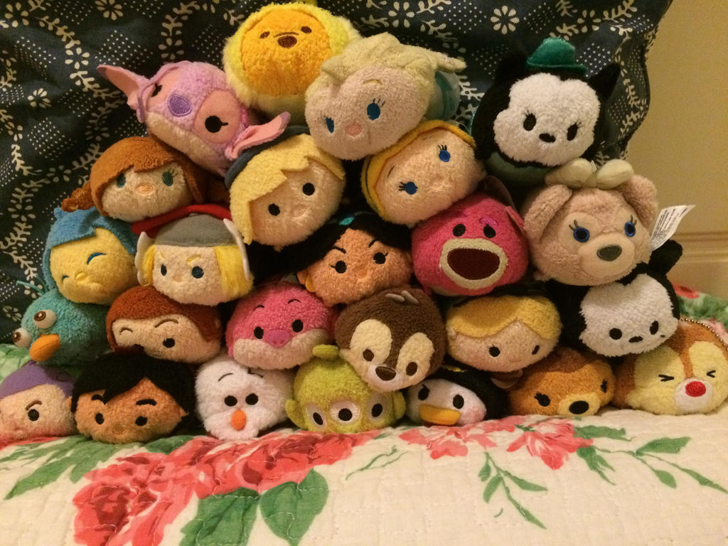 [Disney Tsums] Critters on Thin Ice by radiumlowi