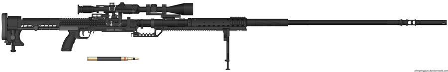 13x347mm precission sniper by ace6791