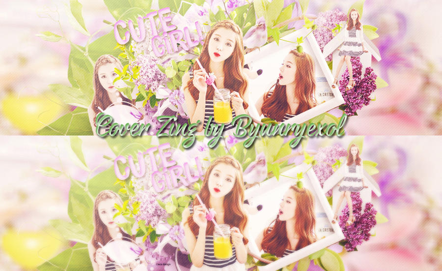 [Cover Zing] Art #12 Scrapbook by Byunryexol