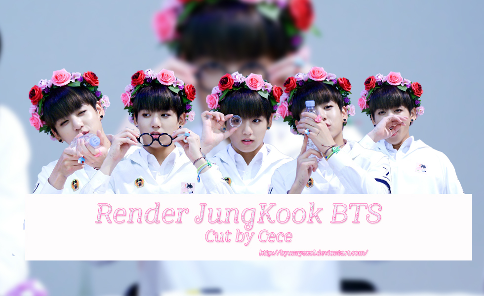 [110715] Share Render JungKook by Byunryexol by Byunryexol