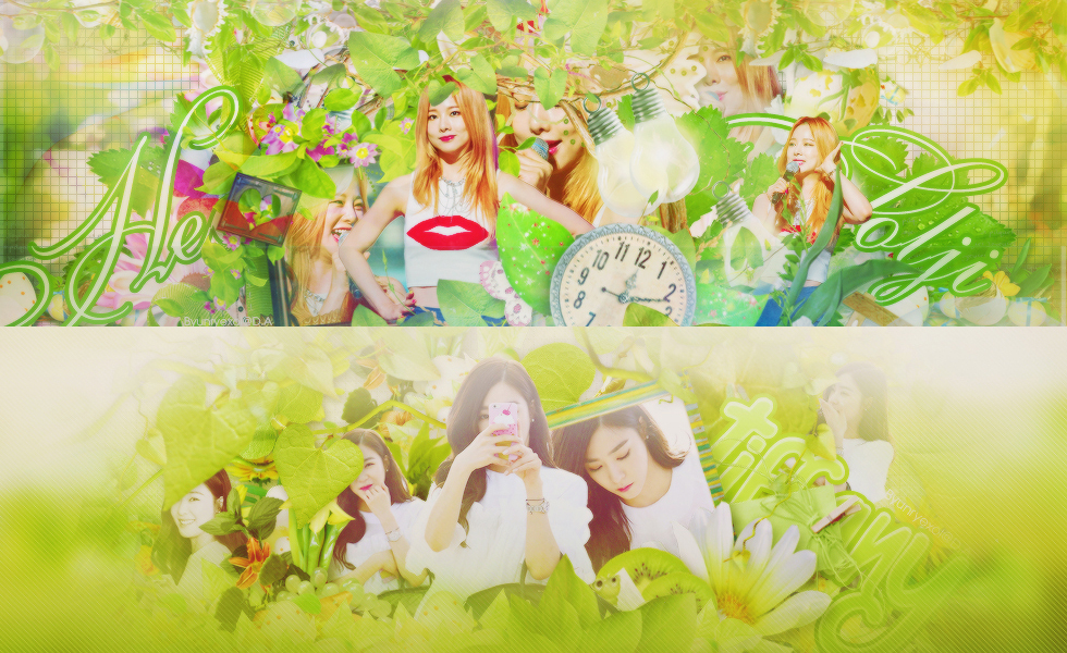 [120815] Cover Scrapbook Solji and Tiffany by Byunryexol