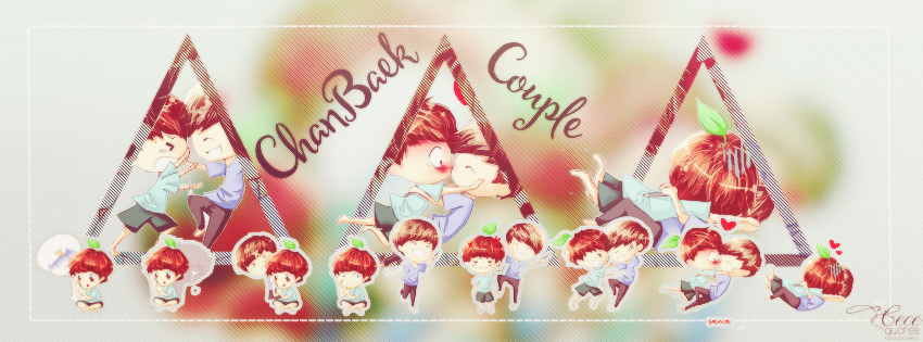 [060915] Quotes chibi ChanBaek by Byunryexol