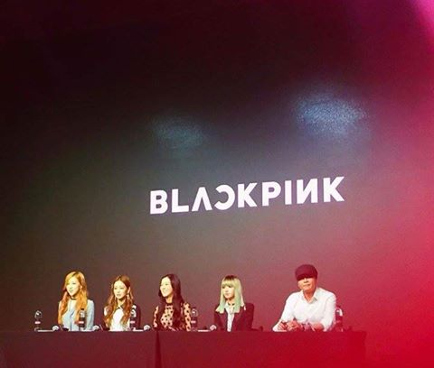[080816] HAPPY DEBUT WITH BLACKPINK by Byunryexol