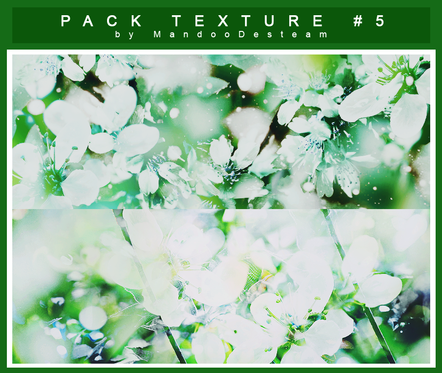 ///191216/// PACK TEXTURE by Byunryexol
