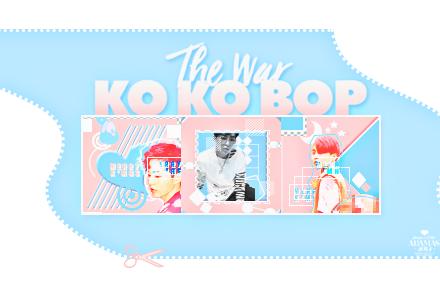 the war.K O K O B O P by Byunryexol