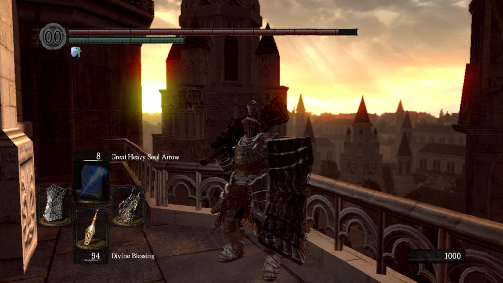 Darksouls: Andor londo 2. by wowplayer00
