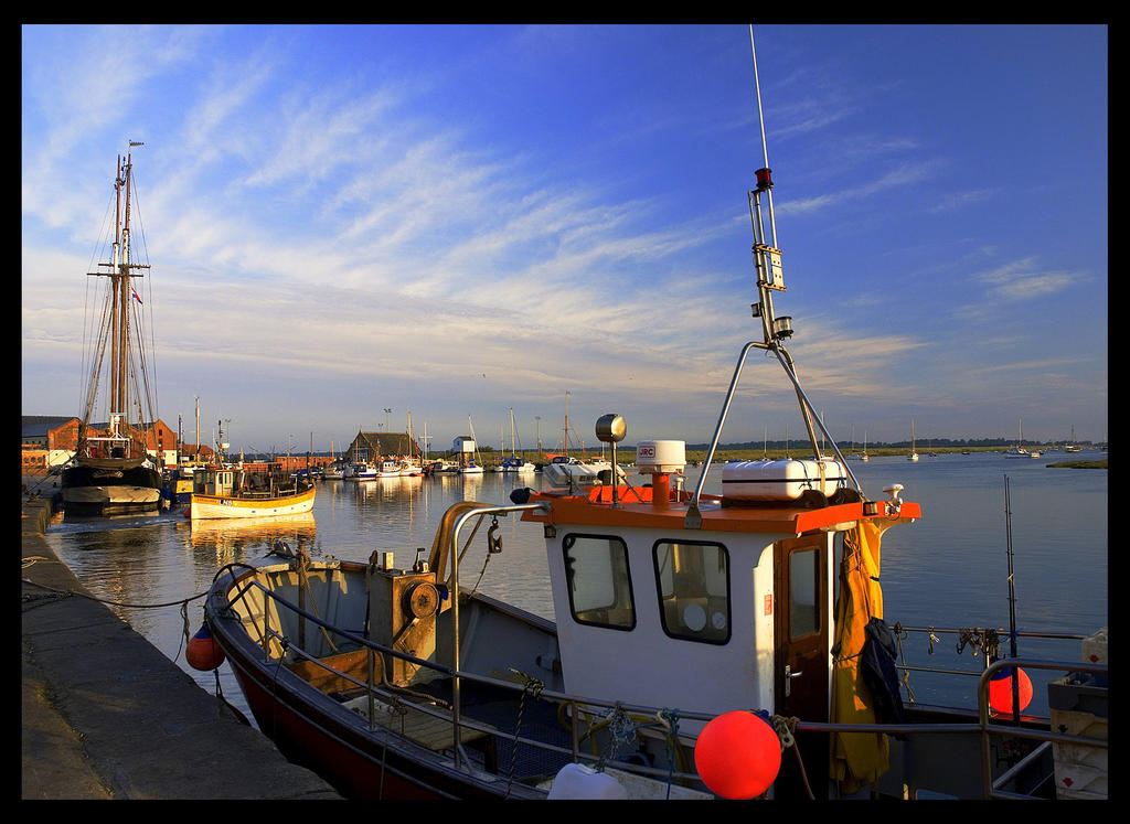 Wells Harbour by Lightfoot11