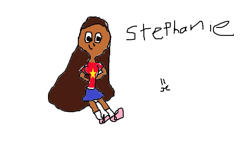 Stephanie au by chillywilly33