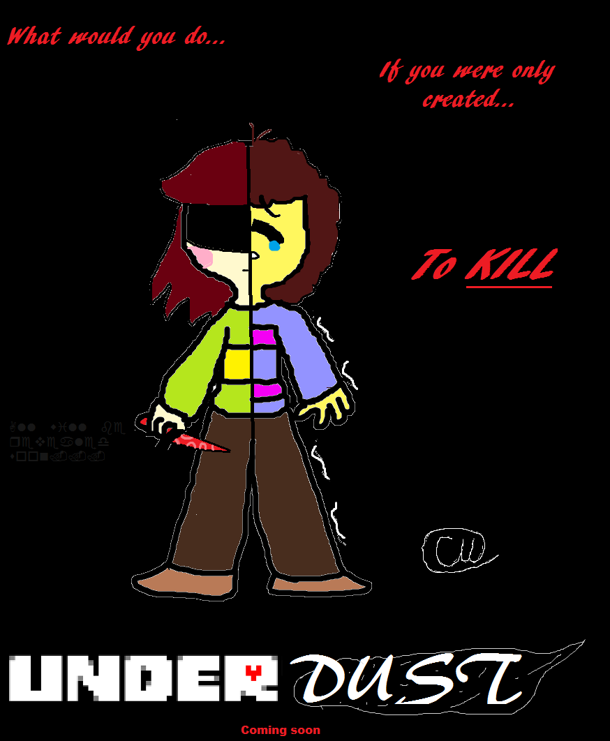 UnderDust comic promo by chillywilly33