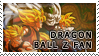 Dragon Ball Z Fan Stamp by Furiael