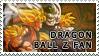 Dragon Ball Z Fan Stamp by Furiael
