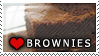 Love Brownies Stamp by Furiael