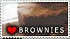Love Brownies Stamp by Furiael