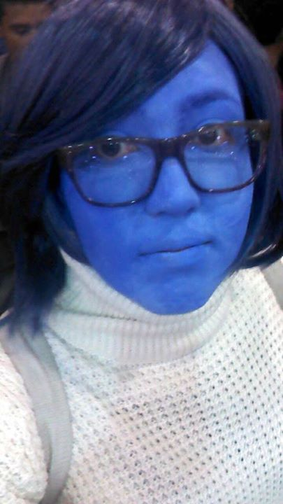 + Cosplay: Sadness from Inside Out + by Furiael