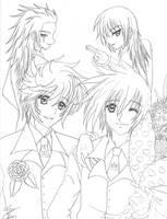 KH Host Club by KoyukitoriGirl