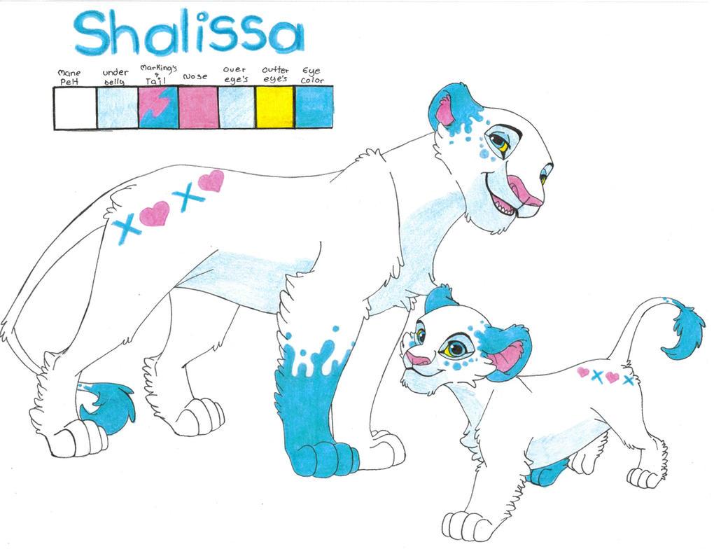 Shalissa by KoyukitoriGirl