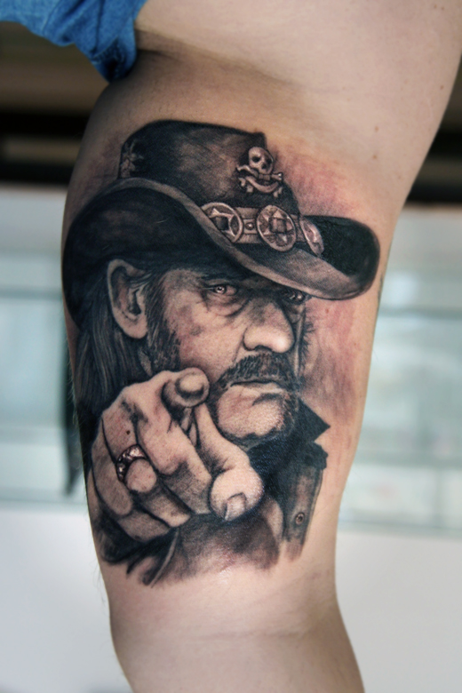 Lemmy by Nis-Staack