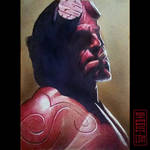 Hellboy Toplight