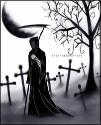 Grim reaper 3 by CuteReaper