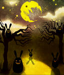 +Bunny Night+