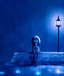 Rain by CuteReaper