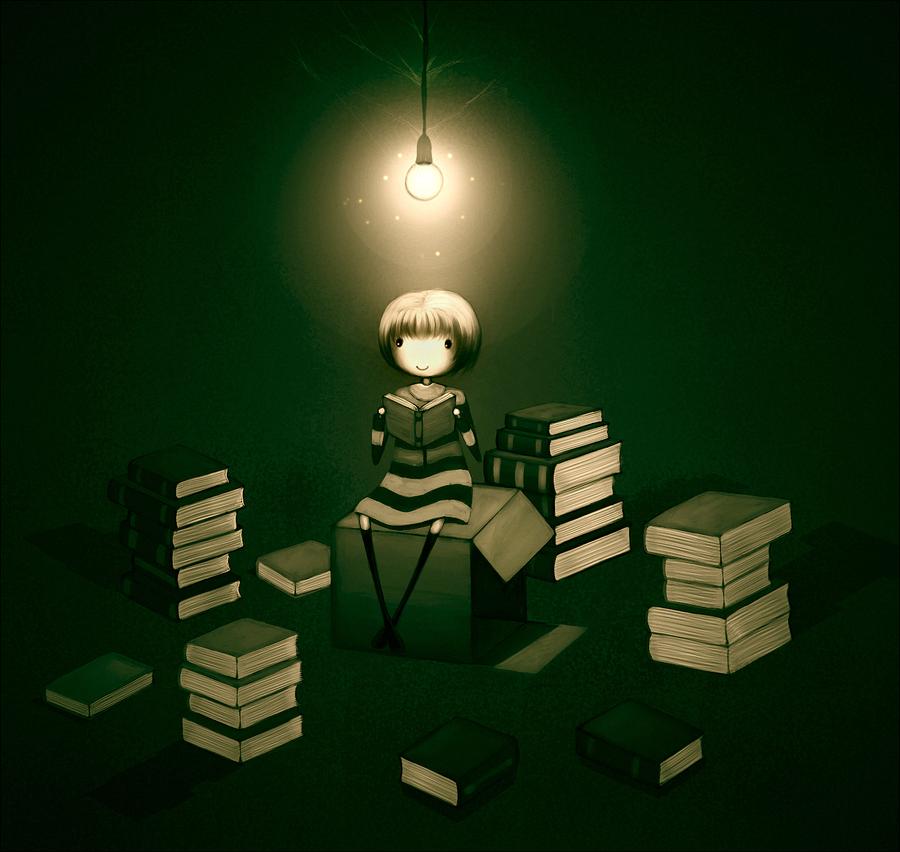 Reading by CuteReaper