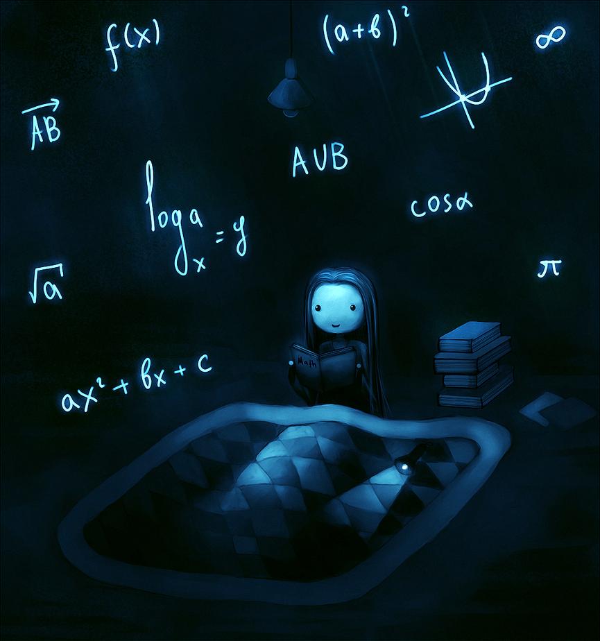 Math Love by CuteReaper