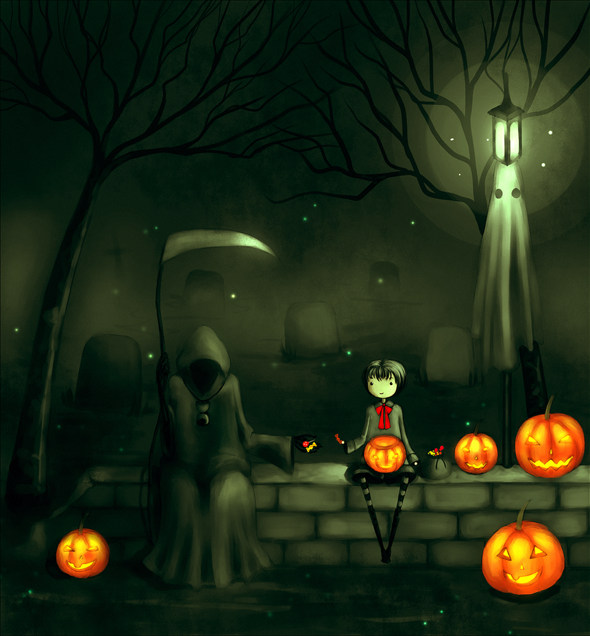 Halloween by CuteReaper