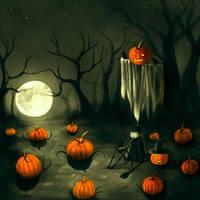 Halloween 2 by CuteReaper