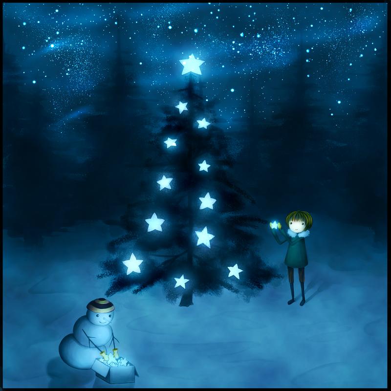 Tree by CuteReaper