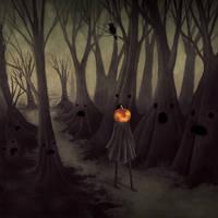 Screaming Trees by CuteReaper