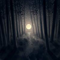 Night by CuteReaper