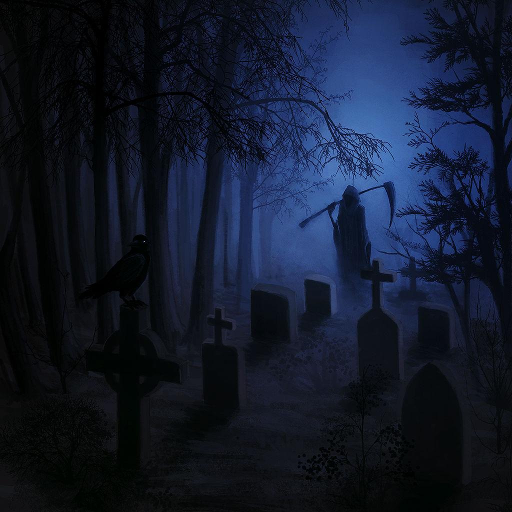 Graveyard by CuteReaper