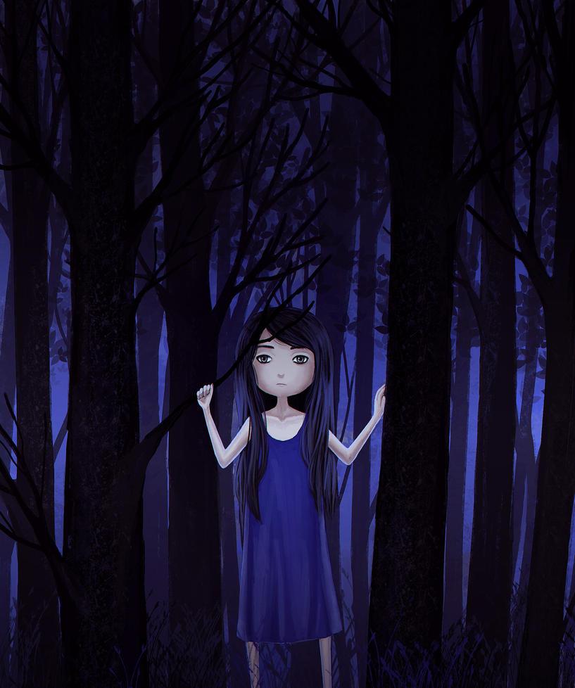 Lost by CuteReaper