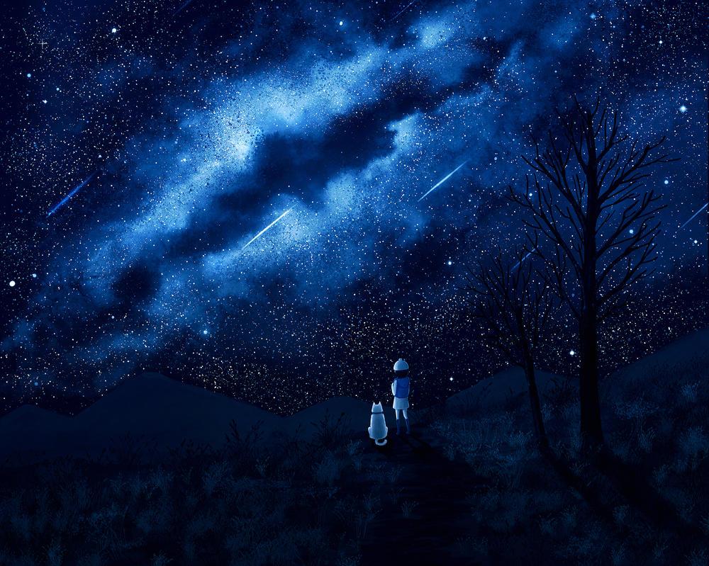 Milky Way by CuteReaper