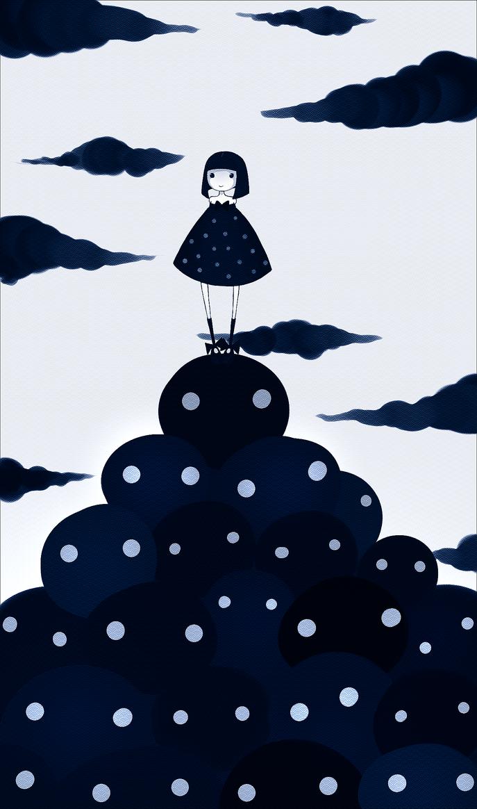 Mountain of cute by CuteReaper